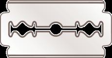MARTOR-terä 0,10mm  NO. 35010 10kpl