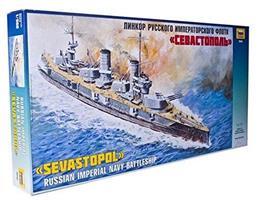 Sevastopol Russian Imperial Navy Battleship