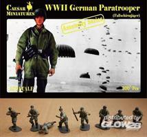 German Paratrooper (Fallschirmjäger)