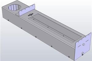 Pump case 330 LM8 L2C-2
