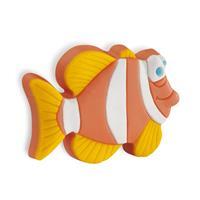 Knopp fisk, gummi