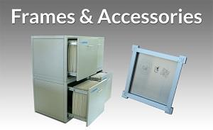 TWS Frames and Stensil storages