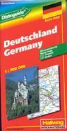 Tyskland 1:700 000