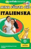 Mina första ord Italienska