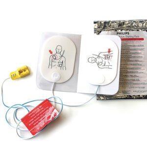 AED Trenings elektroder FR2