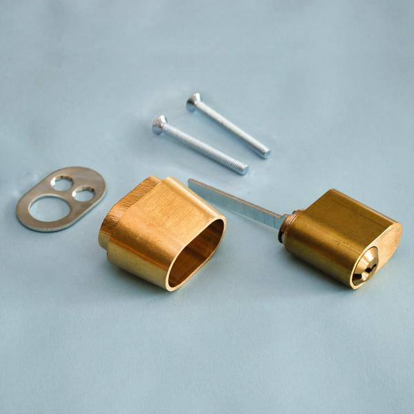 Cylindersats 3,mässing