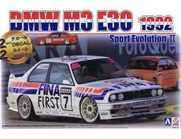1992 BMW M3 E30 Sport Evolution II