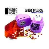 Miniature Leaf Punch LIGHT PURPLE