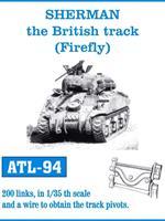 SHERMAN the British track (Firefly)
