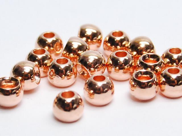 Brass Bead Copper 4,0