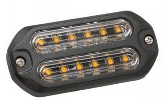 LED Modul (12 dioder) Blå