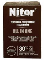 Nitor Tekstilfarge All-in-one MAXI, Sjokoladebrun