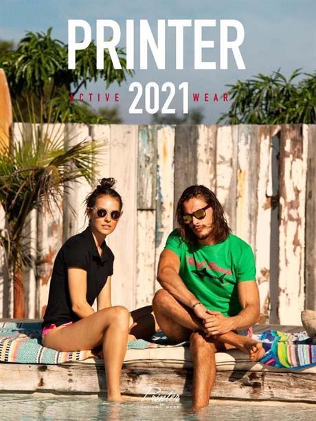 Printer, Profilkläder