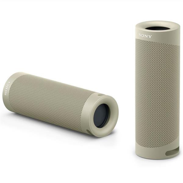 HÖGTALARE, SONY SRS-XB23 BT TAUPE