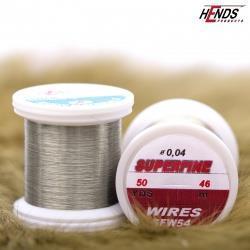 Superfine wire 0.04