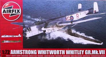 Armstrong Whitworth Whitley Mk.VII