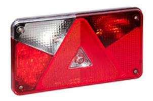 Multipoint V 12v LED vänster