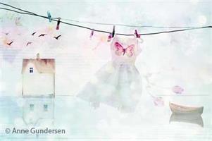 Anne Gundersen-I de blomstrende rom