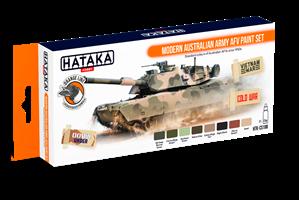 Modern Australian Army AFV paint set