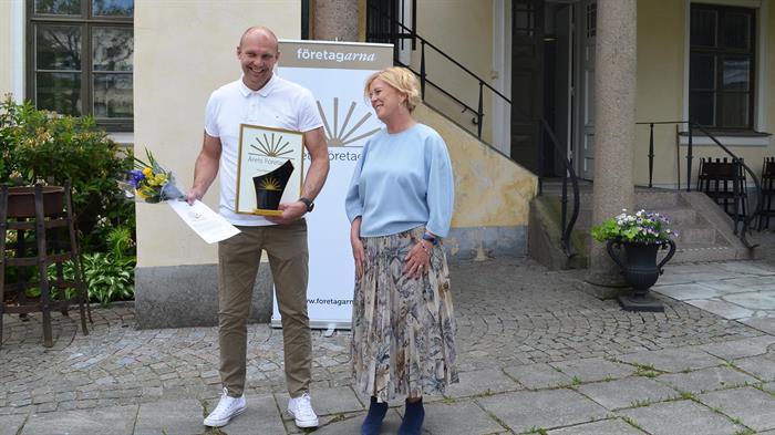 Årets företagare i Kronoberg 2020