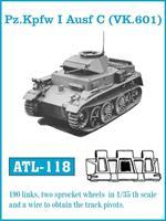 Pz. Kpfw I Ausf C (VK.601)