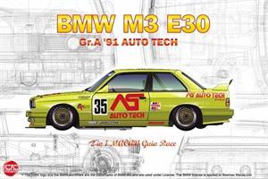 BMW M3 E30 Group A 1991 Auto Tech