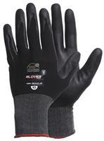 Fingerd. handske Grips Regular