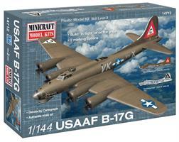 USAAF B-17G
