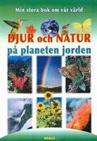 Djur och natur på planeten