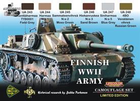 FINNISH WWII TANKS