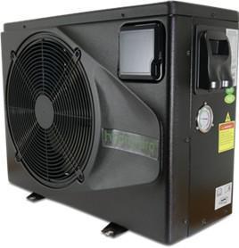 Värmepump Hydro-Pro Typ P8/32