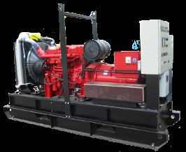 Dieselgeneraattori