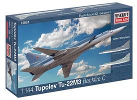 Tupolev TU-22M3 Backfire C