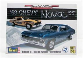 '69 Chevy Nova SS Special Edition