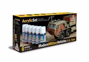 Modern Military Vehicles U.S./NATO