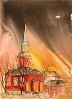 Jan Berg-Bakke kirke II