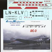 Nor-Fly, Douglas DC-3