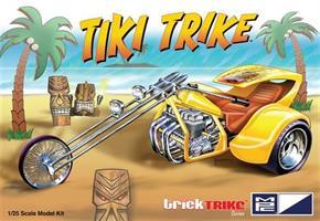 Trick Trikes Series Tiki Trike