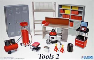 Garage & Tool Series Tools No.2