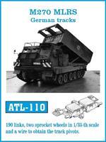 M270 MLRS Germans tracks