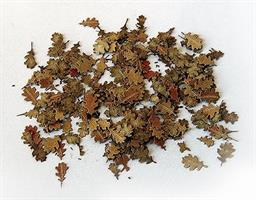 Løvblader- Eik