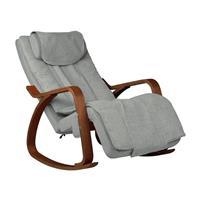 Massagefåtölj RELAX, grå