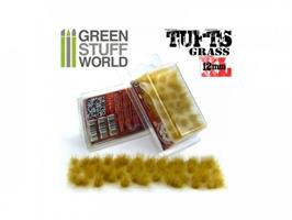 Grass TUFTS - 12mm self-adhesive Beige