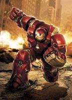 Komar fototapet Marvel Avengers Hulkbustert