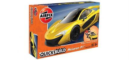 McLaren P1 Quickbuild