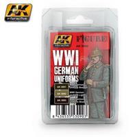 WWI GERMAN UNIFORMS