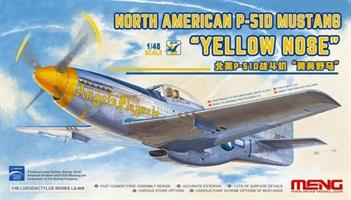 North American P-51D Mustang `Yellow Nose`