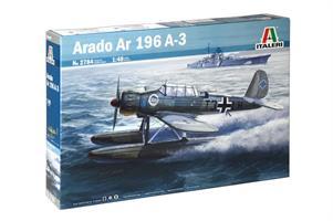 ARADO AR 196 A-3 inkl. Norske dekaler