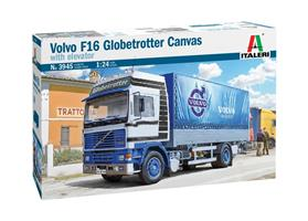 VOLVO F16 Globetrotter Canvas Truck