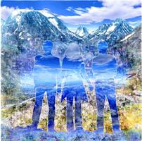 LIz Ravn - Heavenly mountains